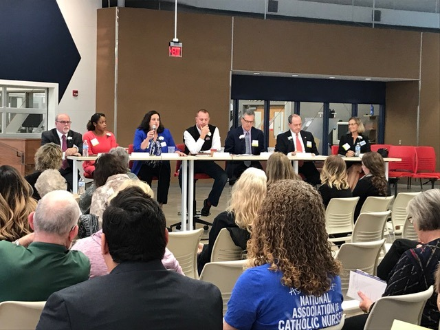 2018 Nurses Vote Candidates Forum